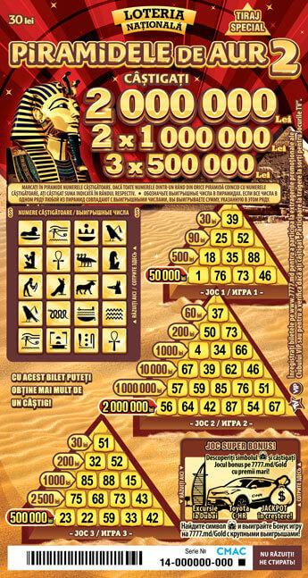 Piramidele de Aur 2